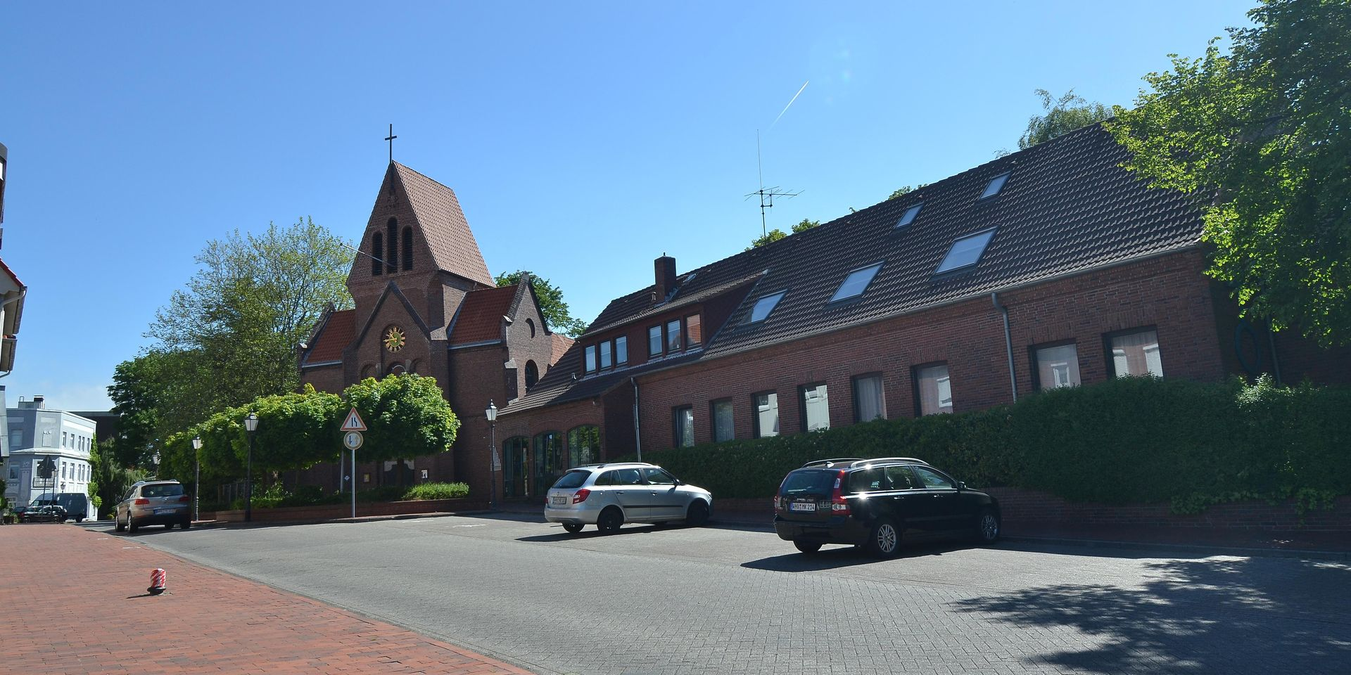 Kirche in Heppens